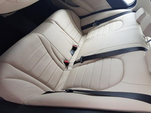 mercedes-benz classe c 1.6 avantgarde turbo flex 4p
