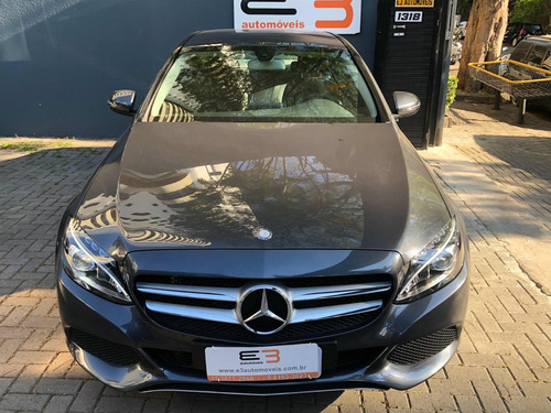 mercedes benz classe c 1.6 exclusive turbo 2016