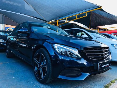 mercedes-benz classe c 1.6 exclusive turbo flex 4p 2018