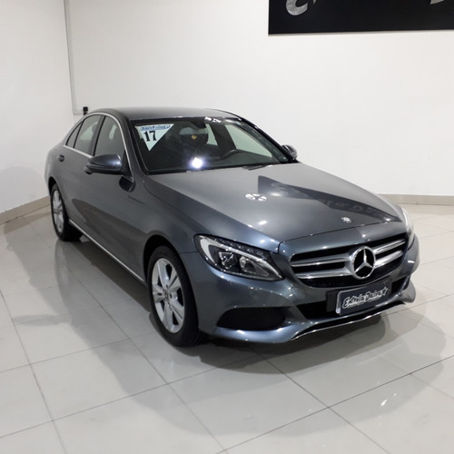mercedes-benz classe c 1.6 exclusive turbo flex 4p