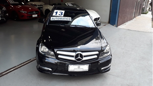 mercedes-benz classe c 1.6 sport turbo 2p 2013