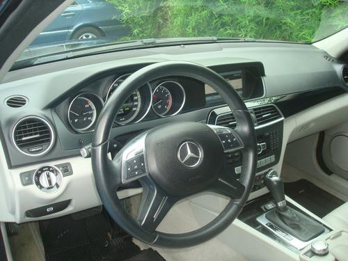 mercedes-benz classe c 1.6 sport turbo 4p ano 2014