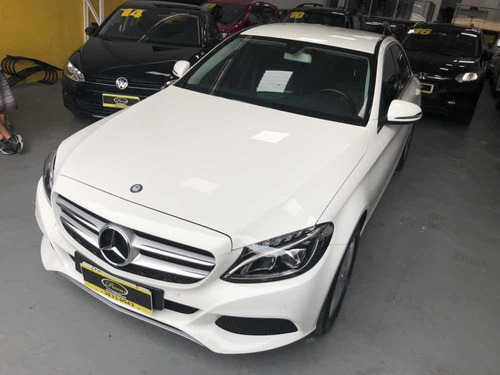 mercedes-benz classe c 1.6 turbo flex 4p 2016