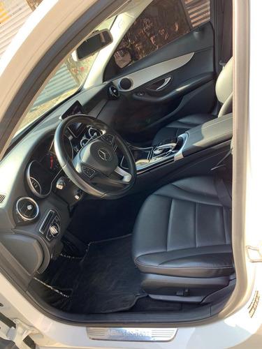 mercedes-benz classe c 1.6 turbo flex 4p 2016