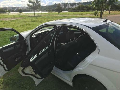 mercedes-benz classe c 1.8 avantgarde sport turbo 4p 184 hp