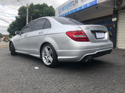 mercedes-benz classe c 1.8 avantgarde turbo 4p