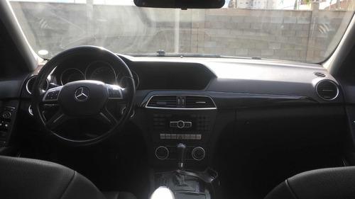 mercedes-benz classe c 1.8 cgi sport 4p 2012