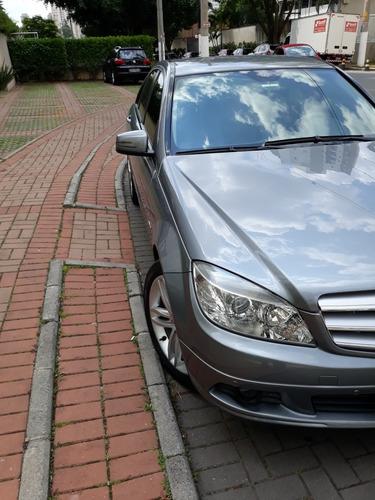 mercedes-benz classe c 1.8 cgi turbo 4p 2011
