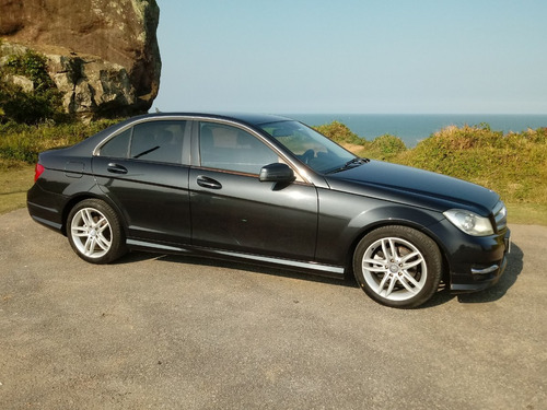 mercedes-benz classe c 1.8 sport turbo 4p