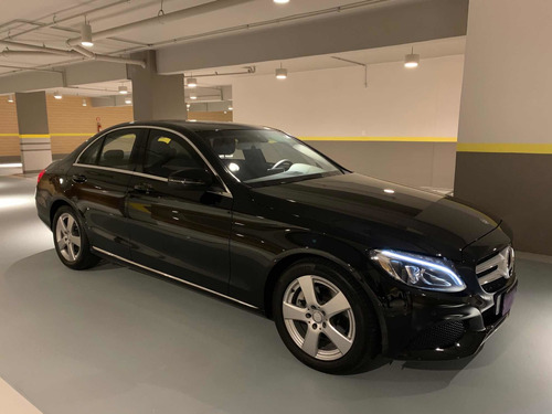 mercedes-benz classe c 2.0 avantgarde turbo 4p 2016