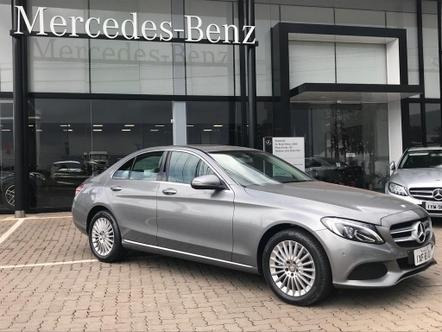 mercedes-benz classe c 2.0 avantgarde turbo 4p