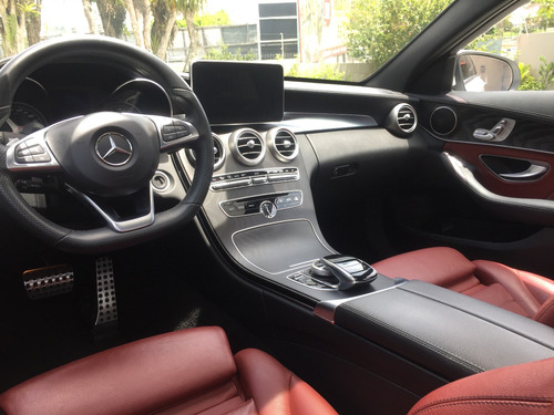 mercedes-benz classe c 2.0 sport turbo 4p 2015