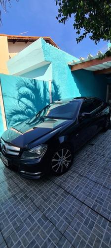 mercedes-benz classe c 2012 1.8 cgi turbo 2p