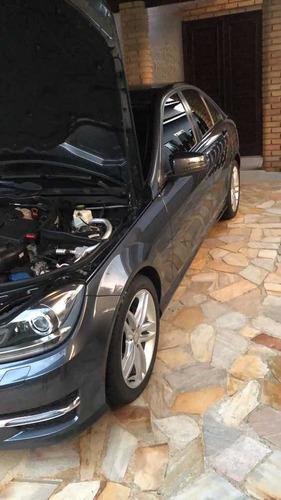 mercedes-benz classe c 2014 1.6 sport vision turbo 4p