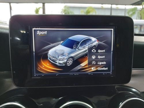 mercedes-benz classe c 2016 1.6 avantgarde turbo flex 4p