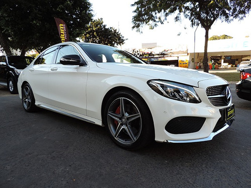 mercedes-benz classe c 250 2.0 sport turbo 4p