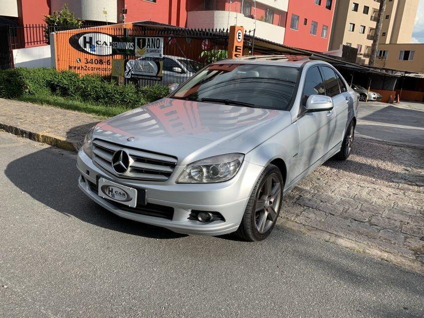 Mercedes-benz Classe C Kompressor
