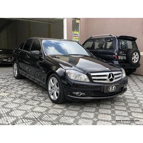 Mercedes-benz Classe C200 Cgi Avantegarde - 2011
