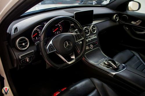 mercedes-benz classe c250 2.0 sport turbo 4p 2014/2015