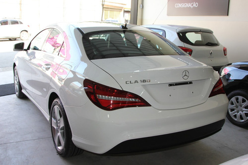 mercedes-benz classe cla 1.6 turbo 4p
