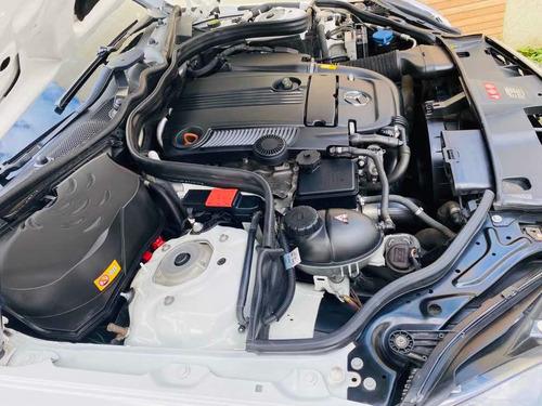 mercedes-benz classe e 1.8 sport turbo 4p 2013