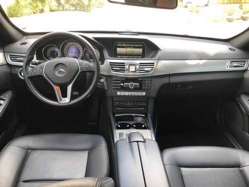 mercedes-benz classe e 2.0 avantgarde sport turbo 4p 2014