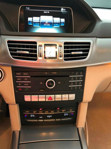 mercedes benz classe e 2.0 avantgarde turbo 4p