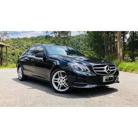 Mercedes-benz Classe E 3.5 Avantgarde Sport 4p 2014