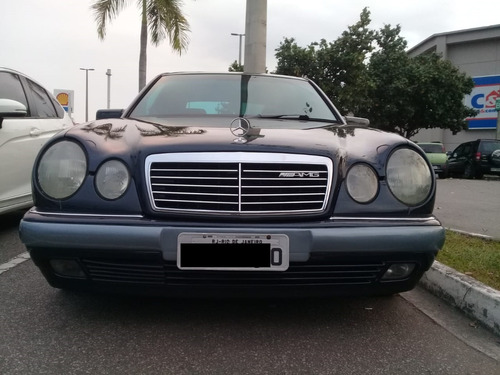 mercedes benz classe e320 aut. 1996