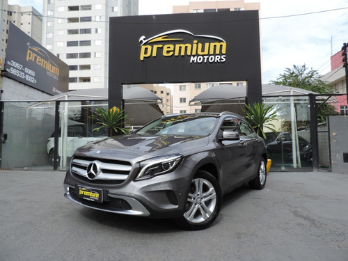 mercedes-benz classe gla 1.6 advance turbo flex 5p - 17/17
