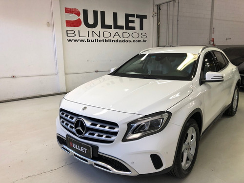 mercedes-benz classe gla 1.6 advance turbo flex 5p blindado