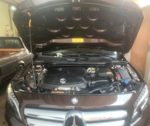 mercedes-benz classe gla 1.6 vision turbo flex 5p 2015