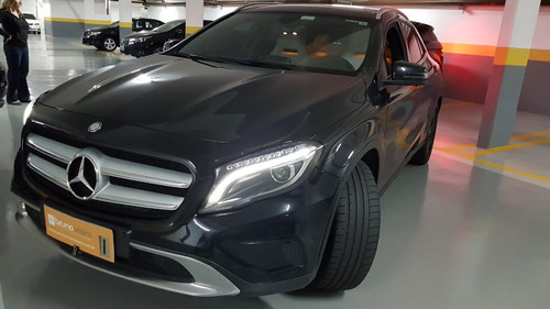 mercedes benz classe gla 2.0 vision turbo 5p, impecável!!