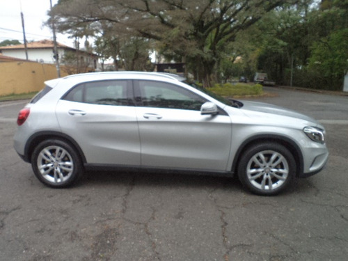 mercedes-benz classe gla1.6 advance turbo flex blindada 2015
