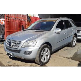 Mercedes-benz Classe Ml 2009 3.0 Cdi 5p