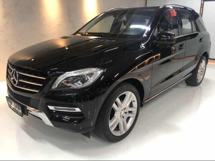 Mercedes Benz Classe Ml 3.5 Sport Blueefficiency 5p 2013