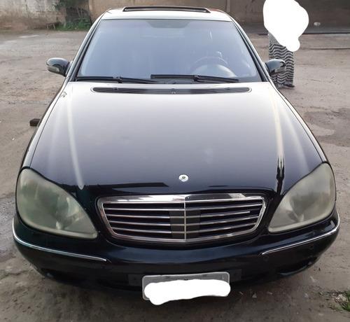 mercedes-benz classe s s500l 2002