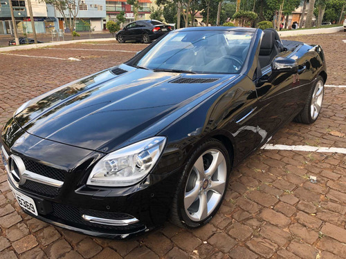 mercedes-benz classe slk 1.8 turbo 2p 2015