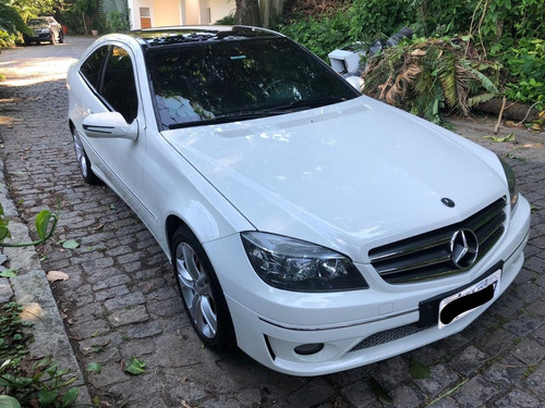 mercedes-benz clc 200 kompressor blindada 2010