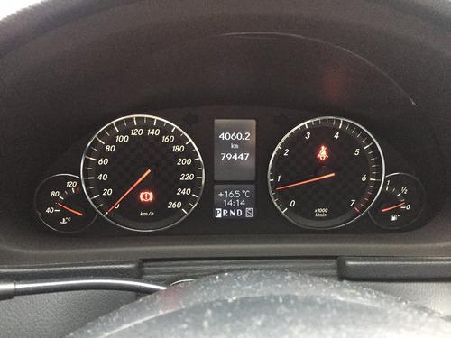 mercedes benz clc 350 sport aut. año 2009 / autosgamar