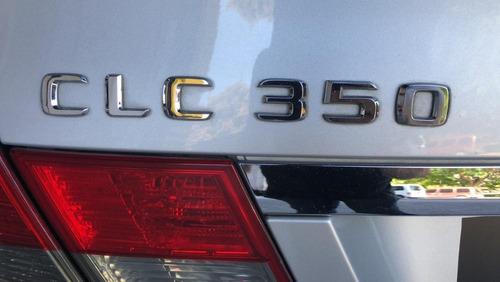 mercedes benz clc 350 sport coupe v6 2.5 automatico 2009