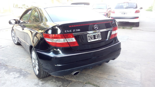 mercedes benz clc mt unicoooo  ingrassia