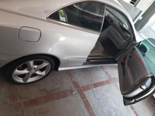 mercedes-benz clk 2003 5.5l 500 coupe mt