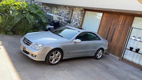 mercedes-benz clk 2007 3.5 clk350 avantgarde at coupé