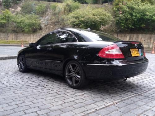 mercedes-benz clk 2007 3.5 coupe