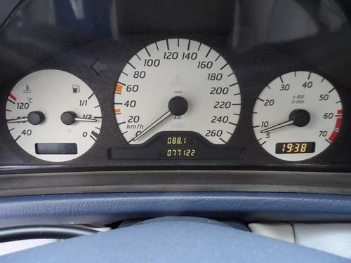 mercedes-benz clk 230 2.3 kompressor gasolina 2p automático