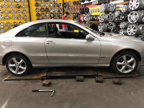 mercedes-benz clk 3.2 clk320 elegance plus at 2005