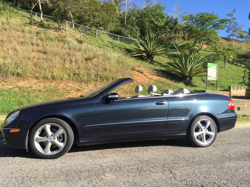 mercedes benz clk 320 convertible coupe