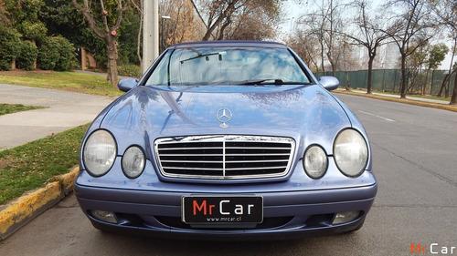 mercedes benz clk 320 coupé 3.2 at 1999