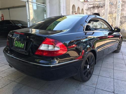mercedes-benz clk 3.5 clk350 elegance at coupé 2006 46655831